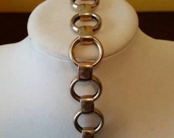 Napier Deco Circles Bracelet