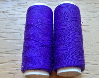 Blue Sewing Thread-Polyester