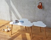 Cloud Coffee Tables - set of two