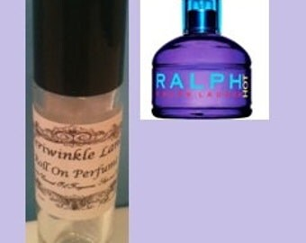 Ralph Lauren Hot type roll on perfume