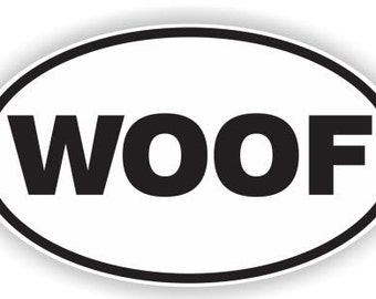 """Woof 