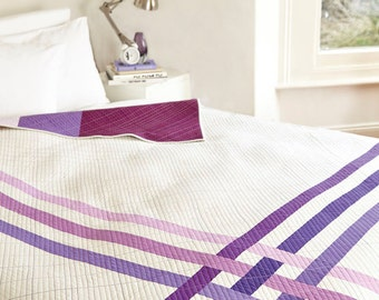 Basket weave quilt