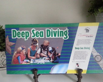 1986 Deep Sea Diving by Co-Operative Games