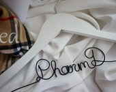 Pharmacist Gift, Personalized Lab Coat Hanger, Pharm D Graduate