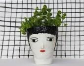 Sale! Magnolia -  Ceramic vase -