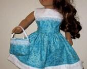 Custom Order for Azaletha 4 white Doll Purses