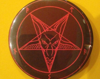 The Beast 2.25 Inch Button or Bottle Opener