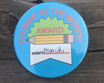 Student of the Month- March