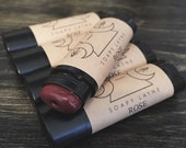 ROSE, tinted lip balm- vegan + cruelty-free