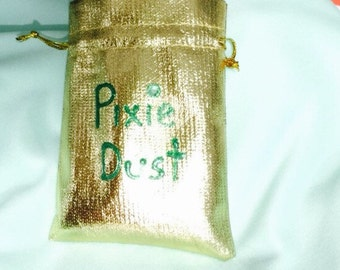 Tinkerbell Pixie dust pouch or Izzy and jake