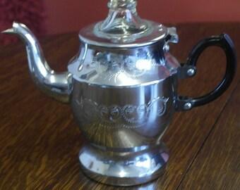 vintage mid centiru tea coffee pot