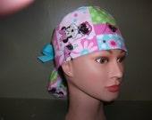 Minnie  Mouse  Ponytail scrub cap