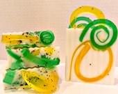 Lemon Verbena Handcrafted Olive Oil Soap