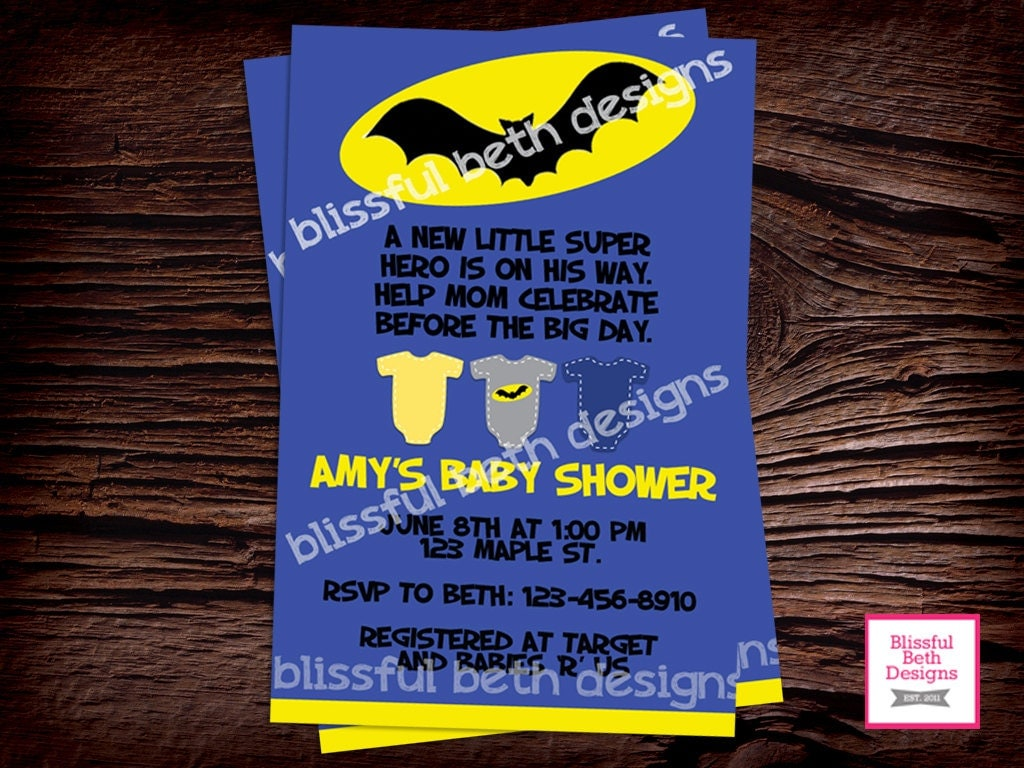 batman baby shower batman baby shower invitation batman