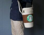 Coffee Cup Felt Bag