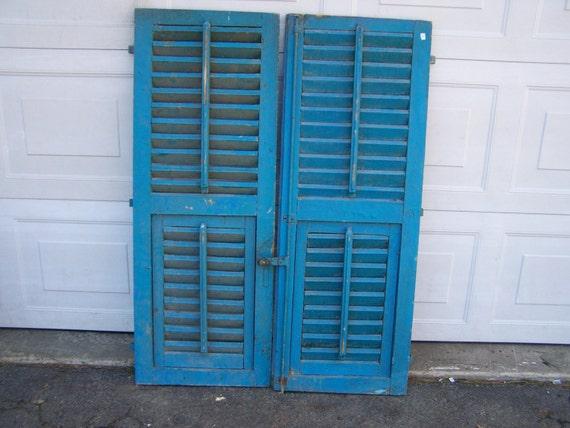 European shutter windowantique wooden - European exterior window shutters ...