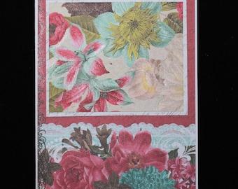 Abundant Blossoms -  From the garden