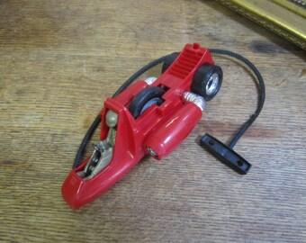 Vintage Kenner Side Winder with Rip Cord. Vintage Side winder. Kenner Products.