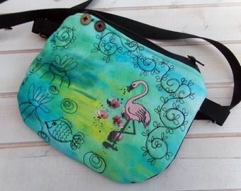 Belt bag/  belt pack/hip bag fanny pack/  waist bag/  waist purse/ woman bag/ Boho bag/