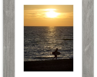 Endless Summer Surf Matted Print