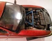 Ford Mustang Scale Model Car by Classicwrecks