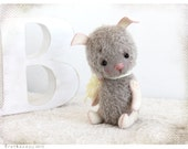 Artist Teddy Mini Bunny 6 inch ) June collection