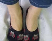 Women cotton Socks,Owl PatternSocks