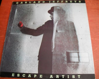 Garland Jeffereys Escape Artist