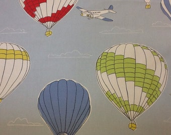 John lewis sky high hot sir balloon fabric by the metre
