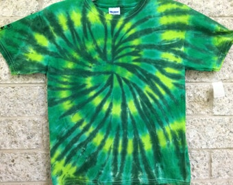 Tie dye Spiral, Child Large