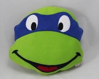 Leonardo Teenage Mutant Ninja Turtle Cushion