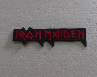 IRON MAIDEN Patches Small