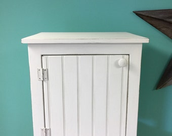 Nightstand, Laundry Room Cabinet