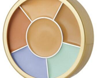 Corrector Concealer  Kit Primer Vegan Light Green Lavender  Buff Neutral Cover up foundation