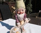 V. Goebel 'Bit the Bachelor' gnome figurine