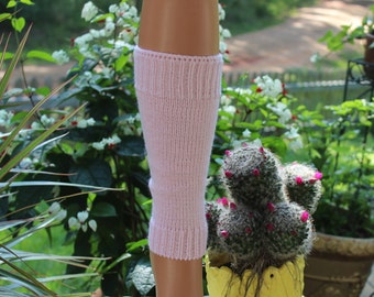 Leg warmer Child Pink  13 inches