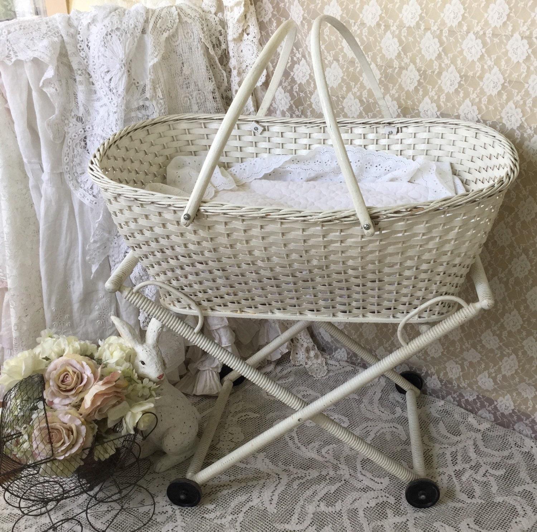 Baby bed vintage -  Zoom