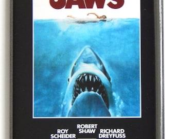 Jaws Movie Poster Fridge Magnet