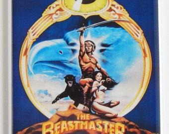 Beastmaster Movie Poster Fridge Magnet