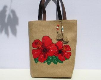 Unique beach bag | Etsy