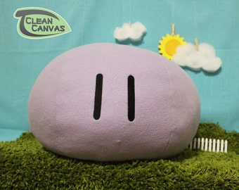 Dango Plush,  Basic Dango Pillow, Clannad Dango, Mochi Plush, Clannad Cosplay - Hand-made - size EXTRA LARGE