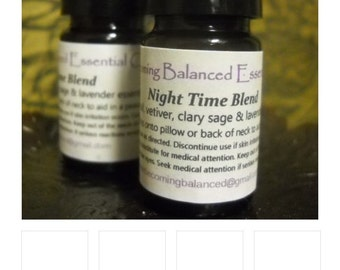 Night time blend 15 ml