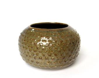 Stoneware Green Thistle 400 Pot