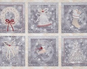 Quilting Treasures - Holiday Elegance - Picture Patches Panel