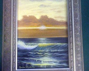 Miniature Seascape 12