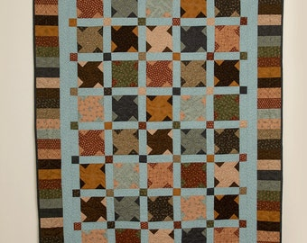 Custom Quilt, Handmade Quilt, Made to Order Quilt, Primitive Quilt, Lap Quilt, Twin Quilt, Double Full Quilt, Queen Quilt, King Quilt