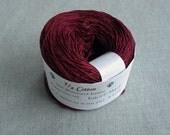 Garnet 5/2 Mercerized Cotton