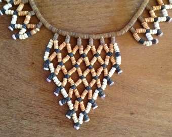 Solomon Islands Shell Necklace
