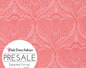 Eden - Deity in Orchid - PWTP072.ORCHI - Tula Pink for Free Spirit - 1/2 Yard