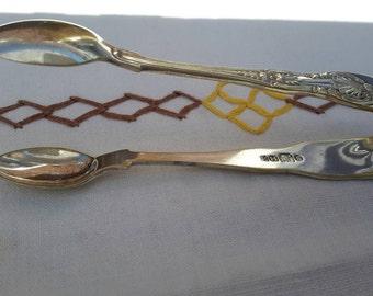Vintage Sugar Tongs.  Francis Howard of Sheffield.  Silver Plate